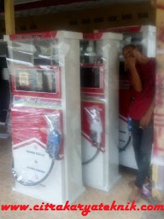 Update Terbaru Harga Jual Mesin Pom Pertamini Digital Rakitan  Bulan Februari 2017