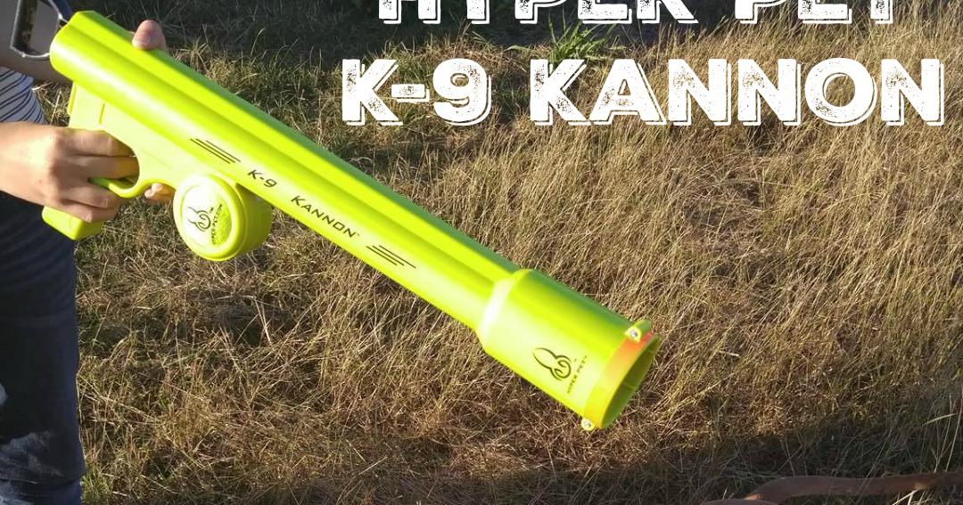 Hyper Pet K  Kannon Dog Toy