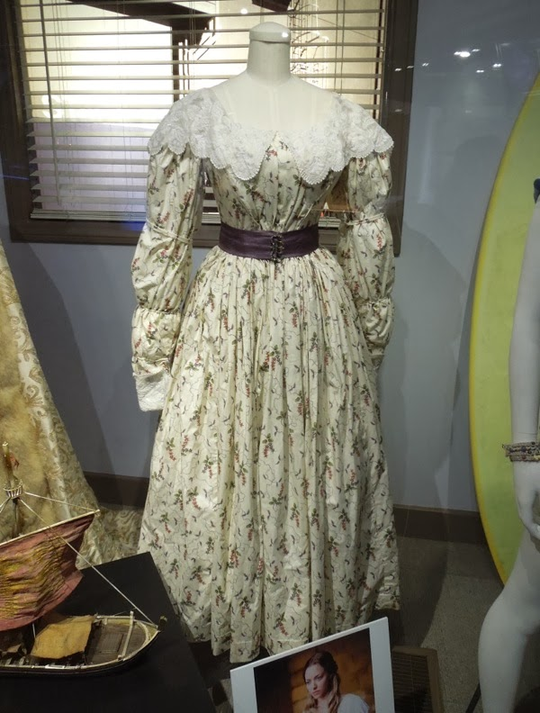 Cosette Les Miserables film costume