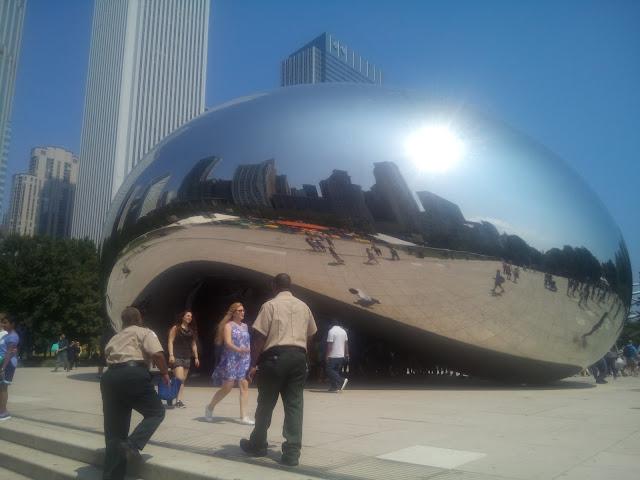 3 Tempat Yang Harus Dikunjungi di Chicago
