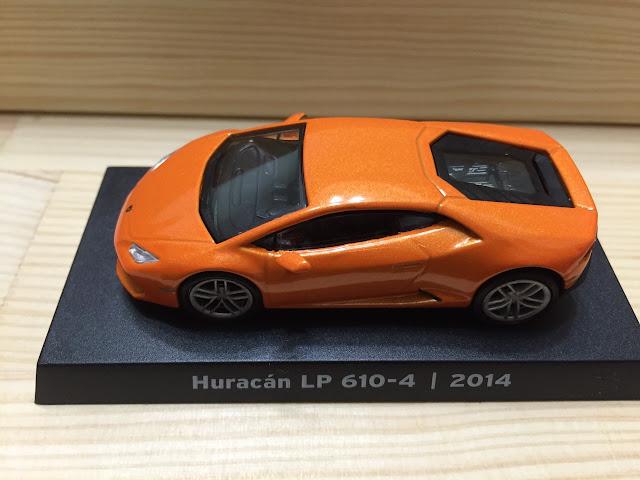 藍寶堅尼-2014年Huracán LP 610-4
