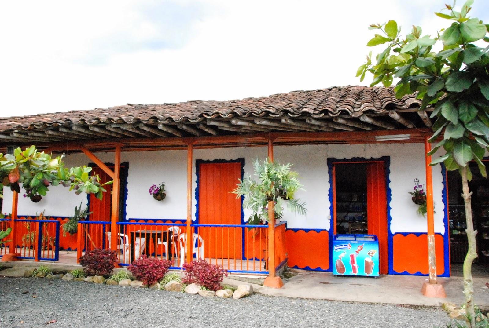 Sostenibilidad de javier neila el paisaje cultural cafetero - Tejas para casas de madera ...