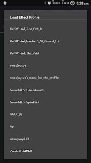 Instal Viper4Android di Android 7.0 Dengan ARISE Sound System