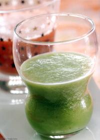 Jus sayur brokoli untuk food combining