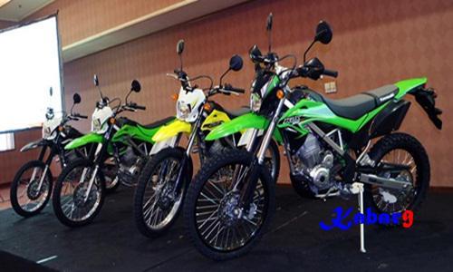 Daftar Harga Motor Trail Kawasaki KLX Terbaru 2016