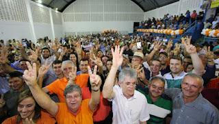 Manassés Dantas participa de encontro do PSB em Picuí