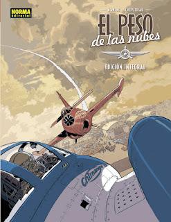 """""""El Peso de las Nubes"""", de Jack Manini y Michel Chevereau."""