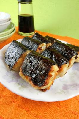 水煮大豆でおいしくヘルシーな海苔つくねの作り方