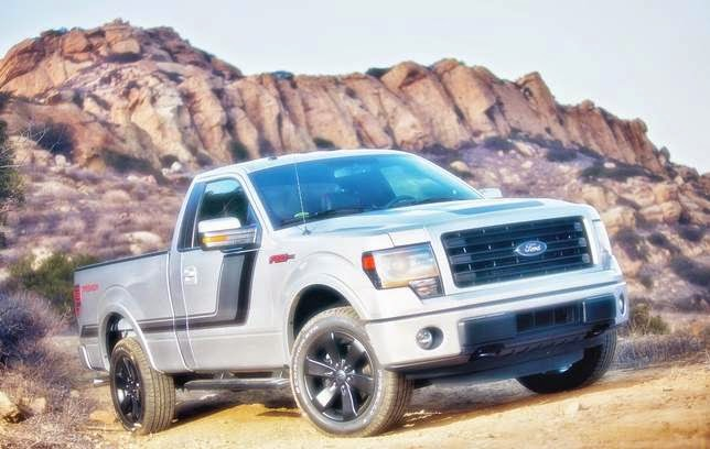 F 150 Tremor >> Ford Car Review 2014 Ford F 150 Tremor With An Ecoboost V6