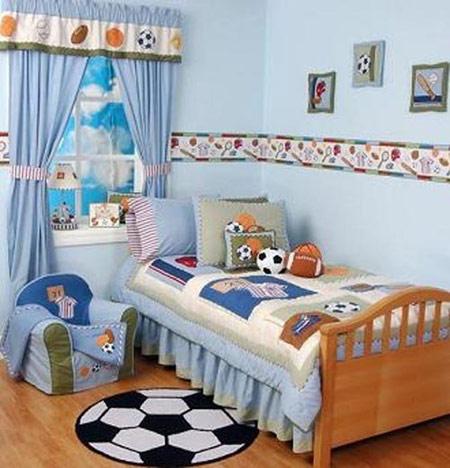 Stylish kids room curtains for boys - boys curtains 2019