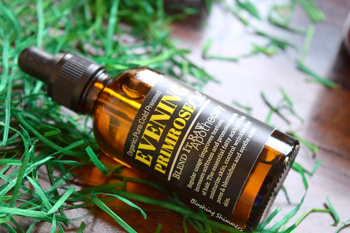 Blend It Raw Evening Primrose Oil