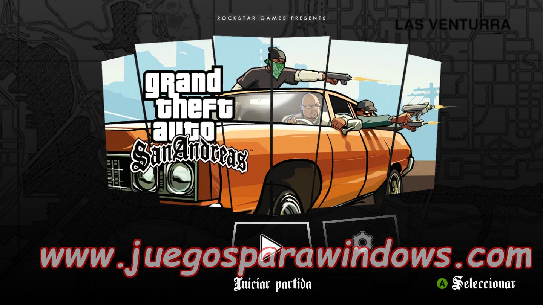 Grand Theft Auto San Andreas ESPAÑOL XBOX 360 (Region FREE) 2