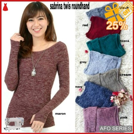 AFO578 Model Fashion Sabrina twiss RH Modis Murah BMGShop