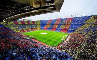Behind Closed Door Game: Barcelona Adopt New Method To Have Fans' Face On Screen At Camp Nou Games