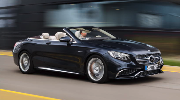 2017 Mercedes-AMG S65 Cabriolet Review