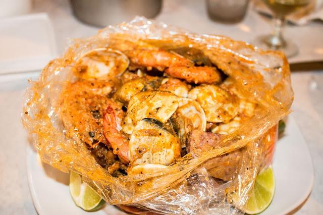 Bistro Southeast - Shrimp Boil