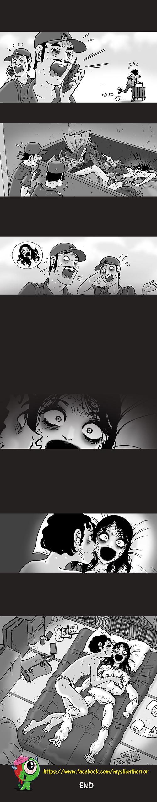 Silent Horror chap 31: Xác chết không đầu