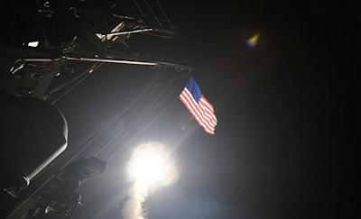 Rudal AS Hajar Suriah: Saudi dan Israel Dukung, Rusia Cs Kecam