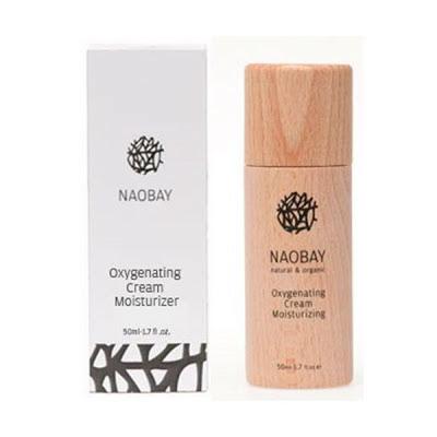 Crema Hidratante Oxigenante de Naobay