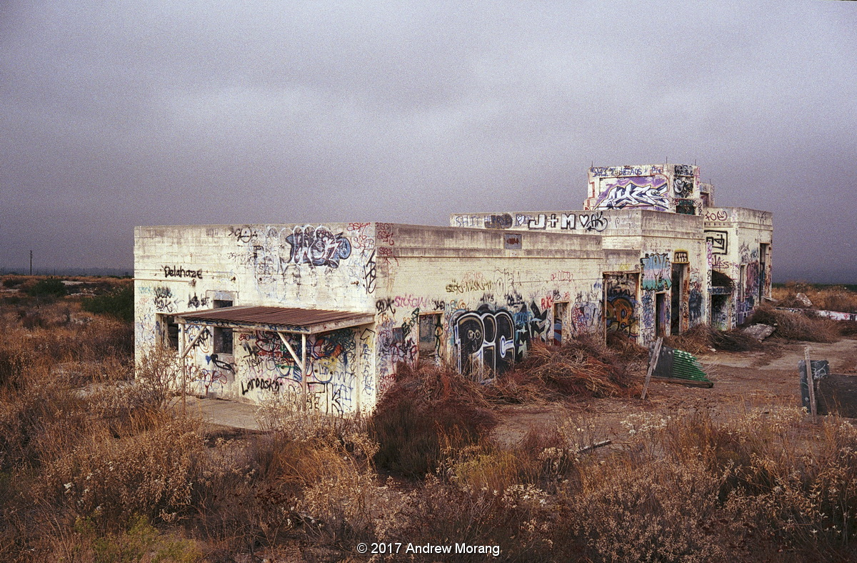 Urban Decay: Abandoned Rocket Fuel Plant, Redlands, California