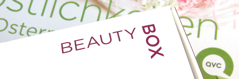 Unboxing • Die QVC Beauty Box April 2014