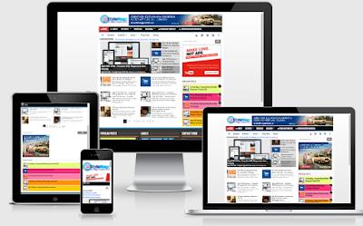 Update SL Style Magz V1.2 - Template SEO Friendly Terbaik untuk Blogspot