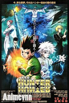 Hunter X Hunter Movie -  2013 Poster