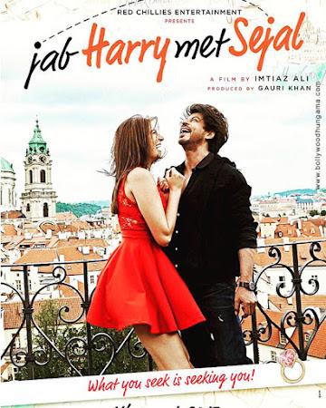 Jab Harry Met Sejal (2017) Movie Poster