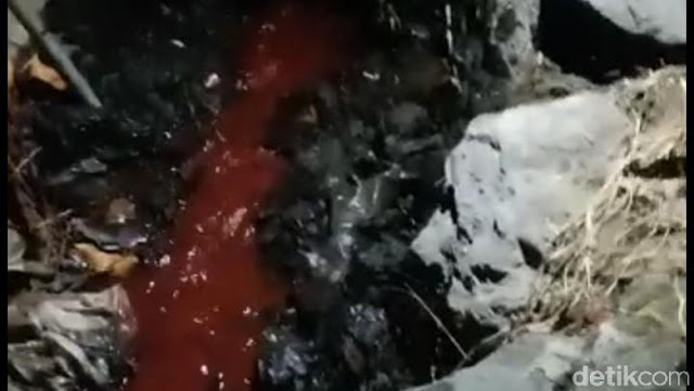 Terungkap! Ternyata Ini Dia Penyebab Air PDAM Solo Jadi Merah Darah
