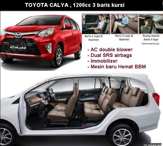 Daftar Harga Mobil Toyota Palembang
