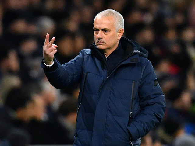 Mourinho Minta Rp1,8 Triliun Kepada Tottenham