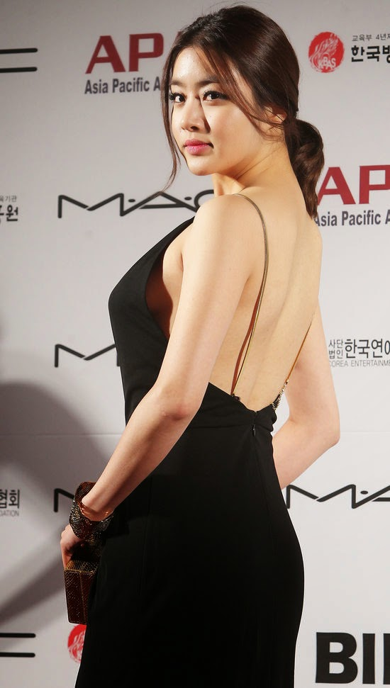 Kang So Ra (강소라) - 16th Busan Film Festival (BIFF 2011) from 6th October 2011