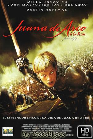Juana de Arco [1999] HD 1080P Latino [Google Drive] GloboTV