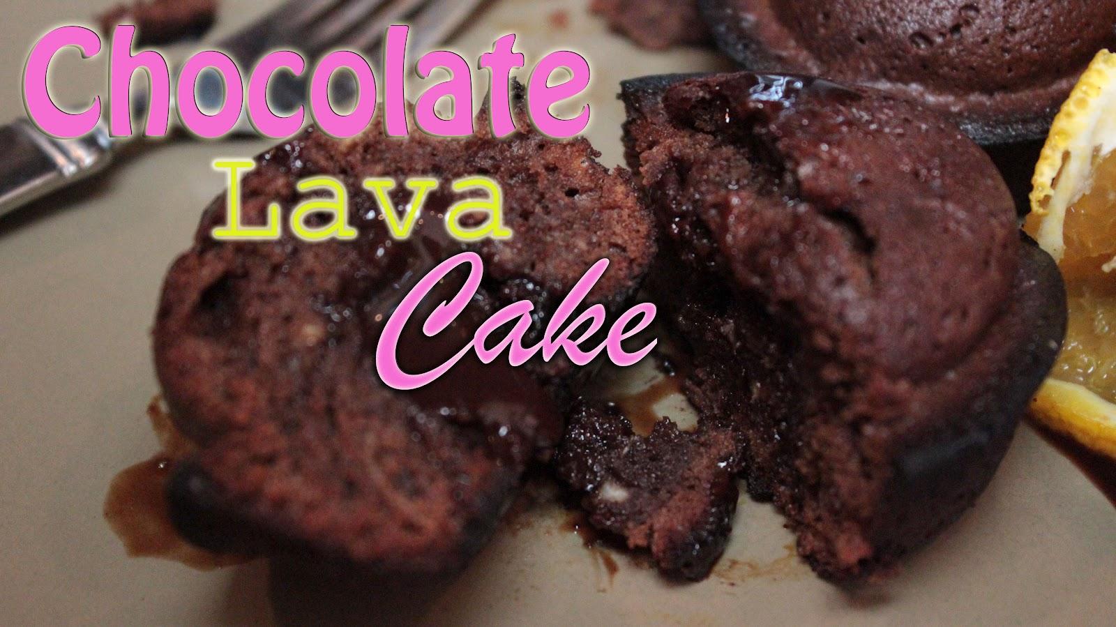 Hersheys Lava Cake Recipe