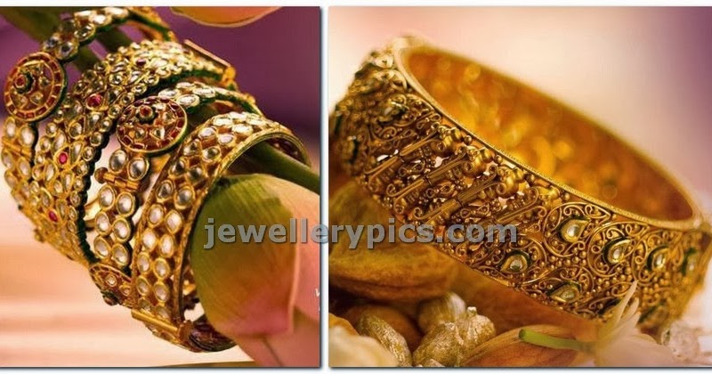 tanishq wedding jewellery collection bangles latest