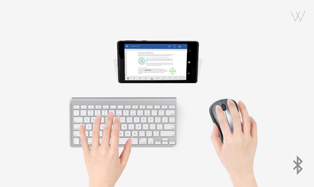 Work everywhere with Bluetooth 4.0 Office Mobile ● OneDrive ● Outlook