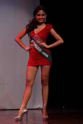 Miss Philippines Earth 2011 winner