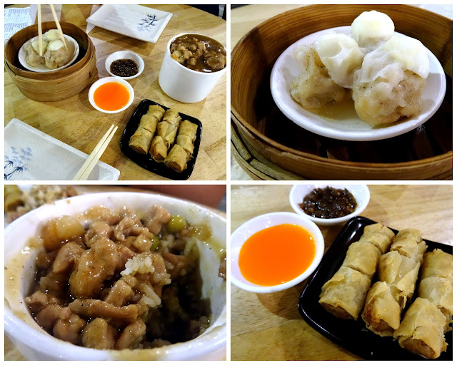 Dimsum lunch