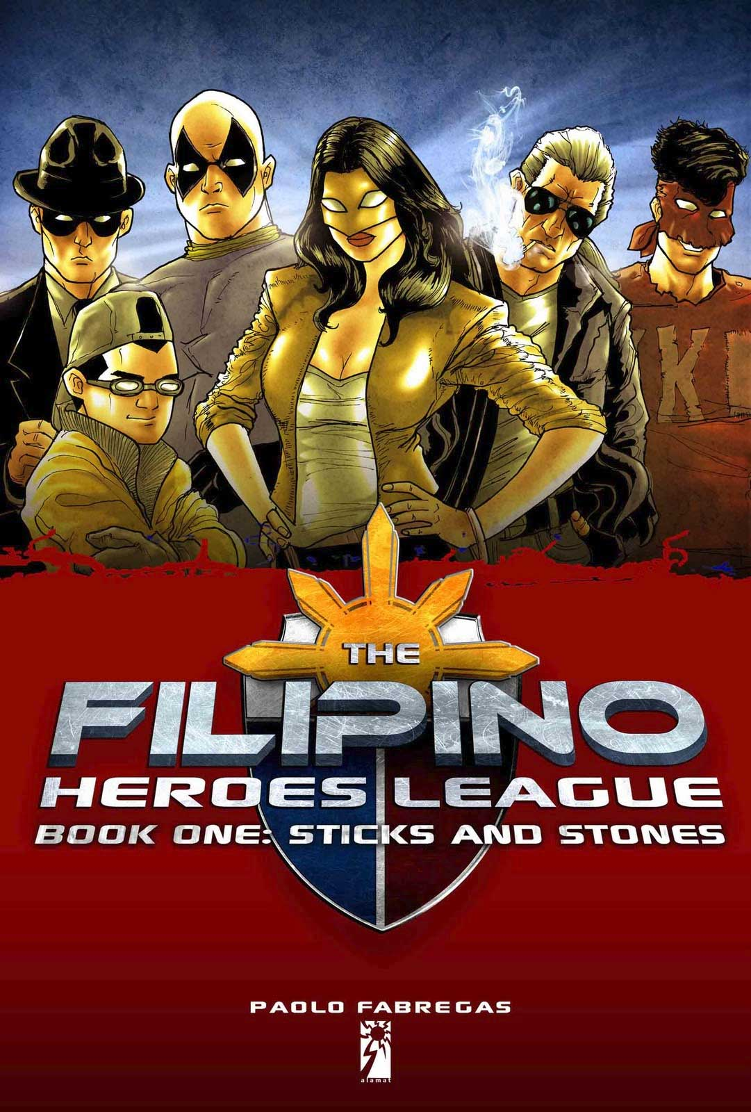 Filipino Heroes League An Interview With Paolo Fabregas
