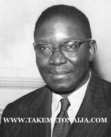 NATIONAL HERO: Dr. Nnamdi Azikwe Full Biography,Life ...