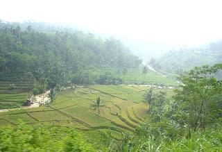 Lembah Cimeta Citarum Purba