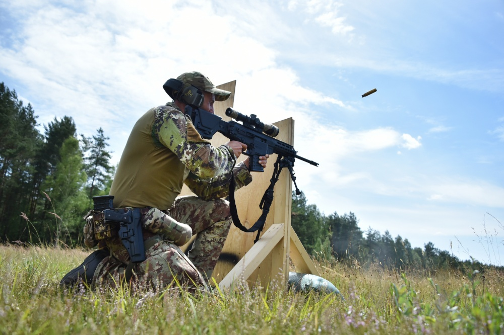 European Best Sniper Team Competition 2019