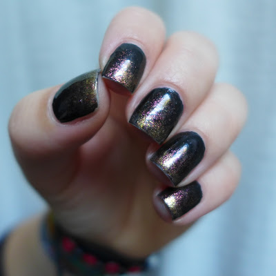 NOTD rose to gold