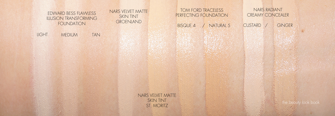 NARS Velvet Matte Skin Tint Review | The Beauty Look Book