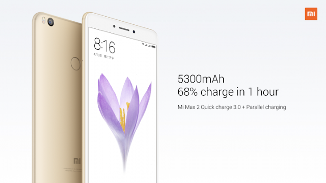 androidAcini Xiaomi Mi Max 2 5.300 mAh Batarya