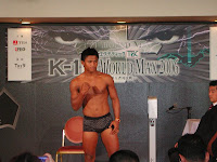 buakaw sexy posting