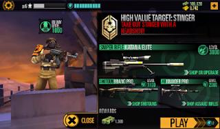 Download Sniper X Feat Jason Statham v1.5.4 Mod Apk (Unlimited Money)