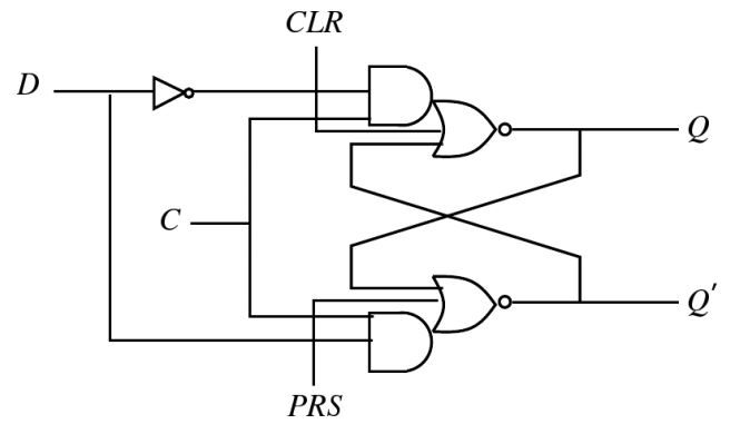 electr u00d3nica digital  simbolog u00cda de los circuitos secuenciales