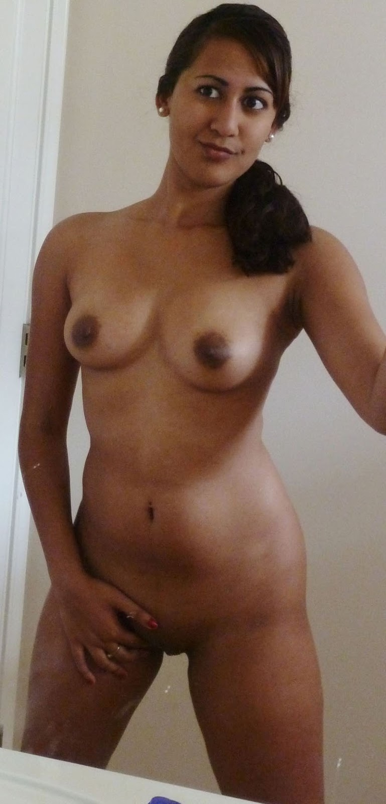 Indian selfie nude