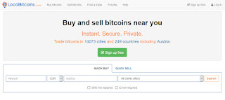 How to make money online at Localbitcoins